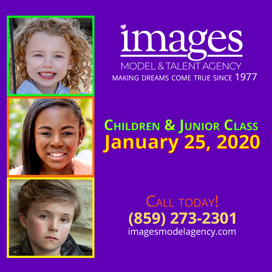 New Children & Junior Class Jan 25, 2020
