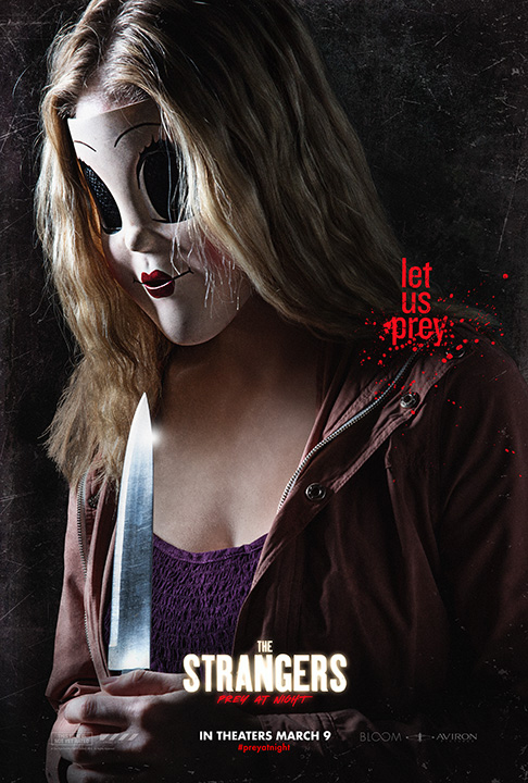Emma Bellomy The Strangers Prey at Night