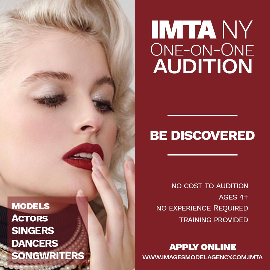 IMTA NYC 2020 Audition March 14, 2020 10AM