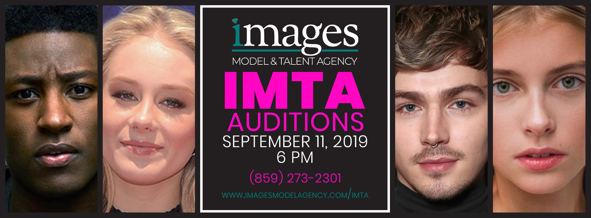 IMTA Auditions Sept 11 6pm @ IMAGES